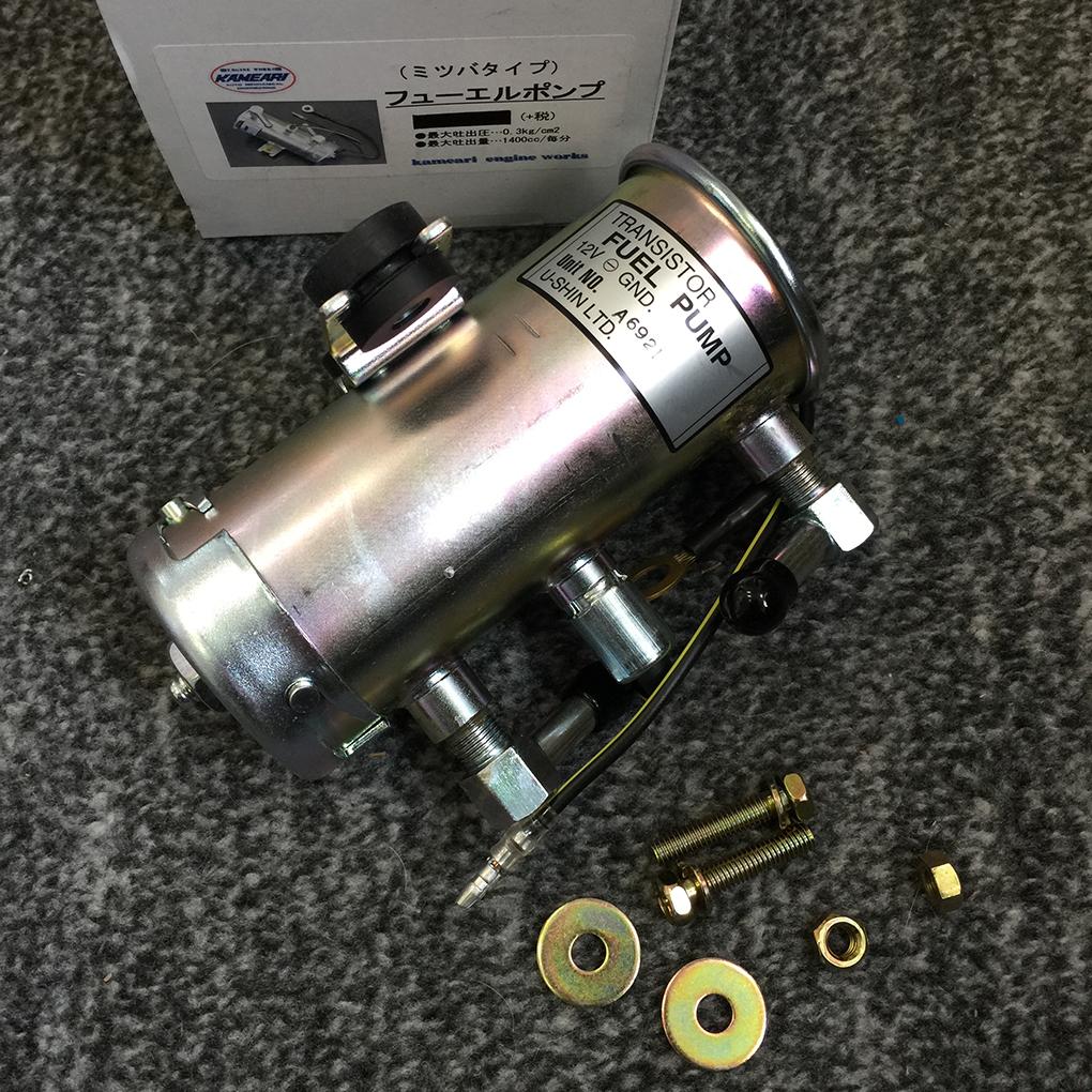 (LOW Pressure Fuel System for Carburetor Specification.)