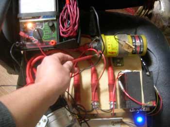 イグニッションコイルの測定2